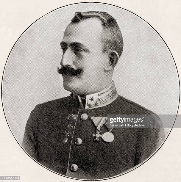 ExArchduke Leopold Ferdinand of Austria 1868 – 1935 Eldest son of Ferdinand IV Grand Duke of Tuscany and Alice of BourbonParma He renounced his title...