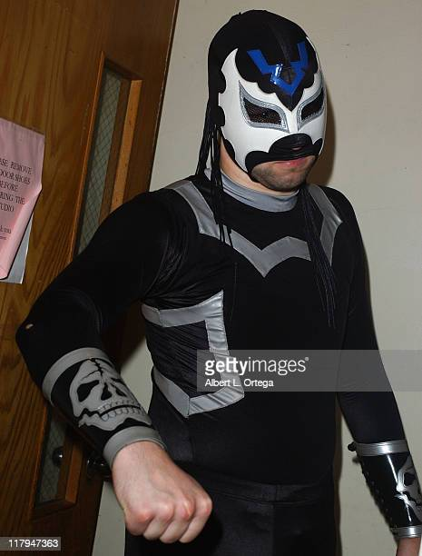 Excalibur during Celebrating Pro Wrestling Guerrilla 3rd Anniversary at Hollywood-Los Feliz JCC in Hollywood, CA, United States.
