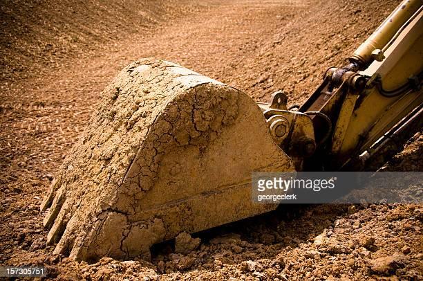 Excavator Bucket Ruhen
