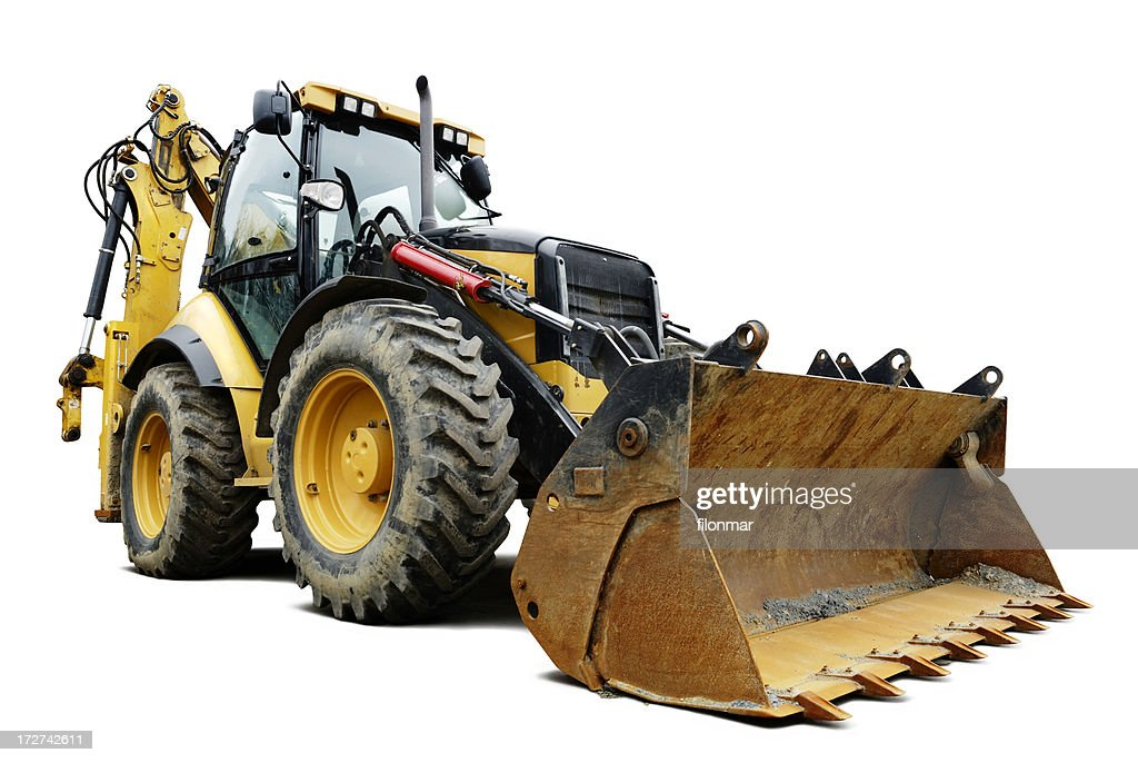 Excavator : Foto de stock
