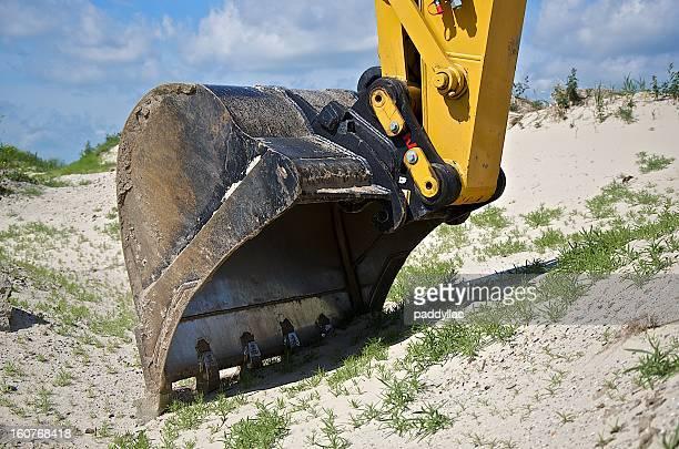 Excavator shovel, bucket
