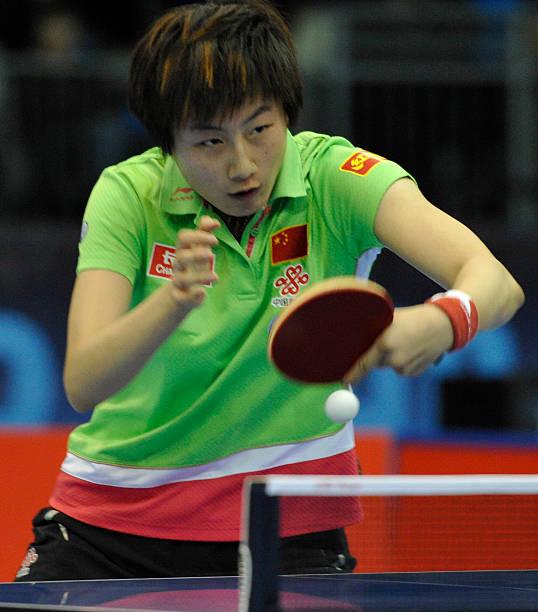 Table Tennis - London Prepares 2012 Olympic Summer Games Test Series ...