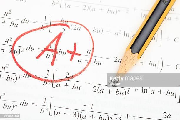 Gute Noten-Mathematik-Untersuchung