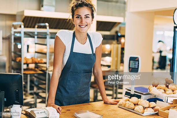 Excellent service in our bakery