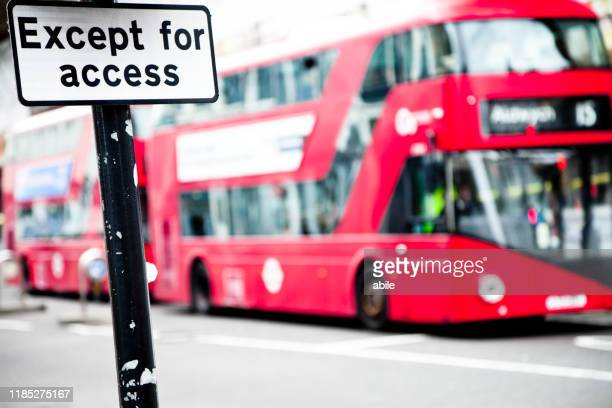 except for access - mattone stock pictures, royalty-free photos & images