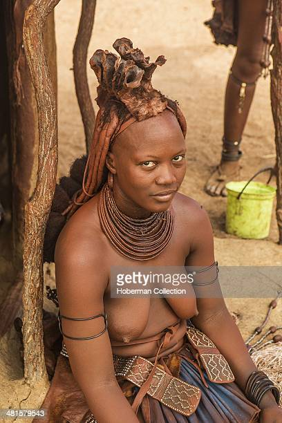 Exceptionally Beautiful Women Are Famous For Intricate Hairstyles And Scented Bodies Rubbed With A Mixture Of Butter Red Ochre And Ash