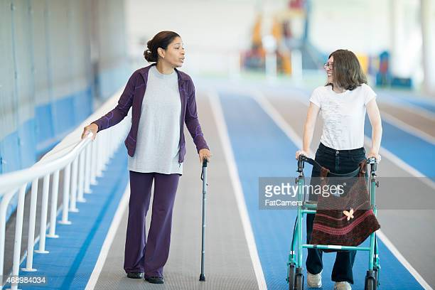 Excercising the Ability to Walk