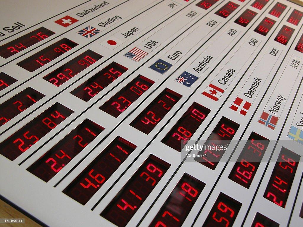 Exchange : Stock Photo