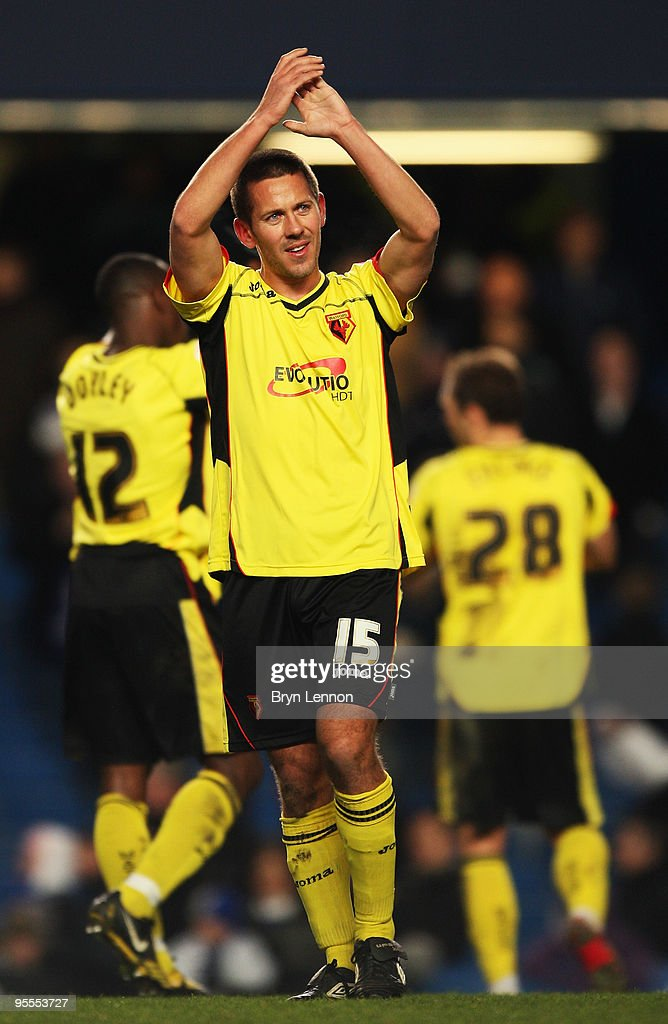 Chelsea v Watford - FA Cup 3rd Round