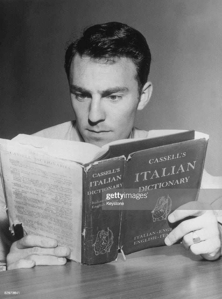 Talking Italian : News Photo