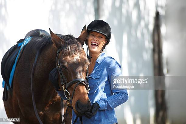 excited for horse riding - horseback riding stock pictures, royalty-free photos & images