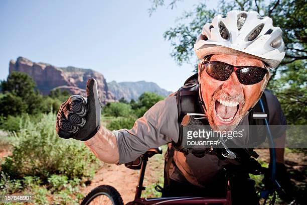 Entusiasta di Mountain bike