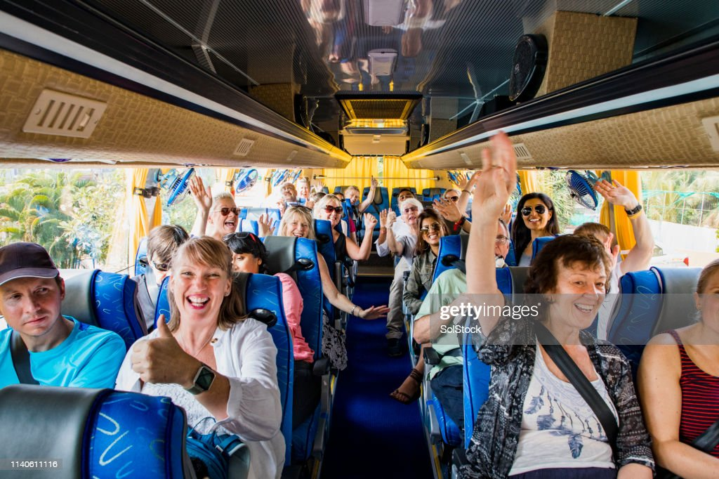 Excited to Travel : Stock Photo