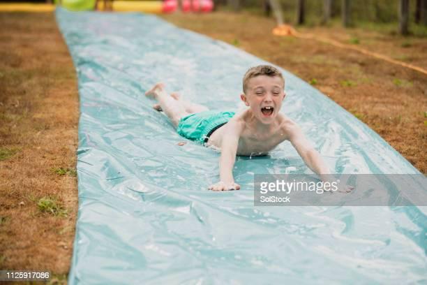 Exciting Slip 'N' Slide Activities
