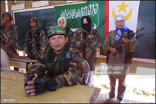 Exclusive Abdulrahman Macapaar Alias Commander Bravo Head Of The 303Rd Brigade Of The Milf Is The Most Wanted Islamic War Leader In The Philippine...