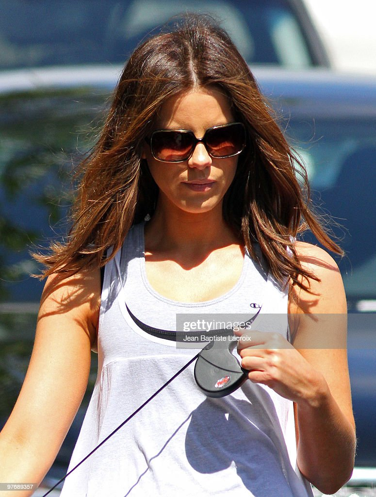 ** Exclusive Coverage** Kate Beckinsale is seen on March 13, 2010 in Santa Monica, California.