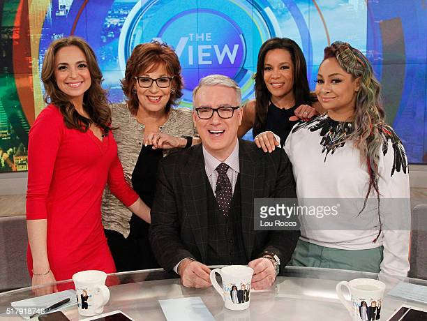 THE VIEW Exclusive interview with political commentator Keith Olbermann on today's episode of THE VIEW 3/25/16 The View airs 1100 am 1200 noon ET on...