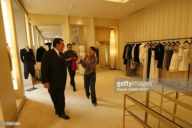 Exclusive Princess Sirivannavari Nariratana Of Thailand Prepares Her Fashion Collection For The Paris Fashion Week In Paris France On September 28...