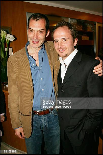 Exclusive Samuel Labarthe and Bastien Denis at Exclusive CaritaMontaigne Celebrates Its 10 Years In Paris