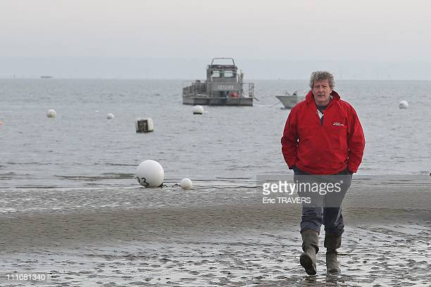 Exclusive The French Actor Joel Dupuch in Cap Ferret France on November 24th 2010 Exclusive The french actor joel Dupuch he is one of the actors in...