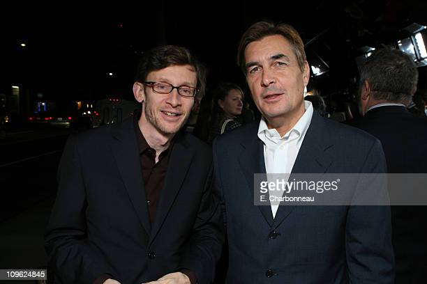 Exec Producer Francois Ivernel and Producer Andy Harries