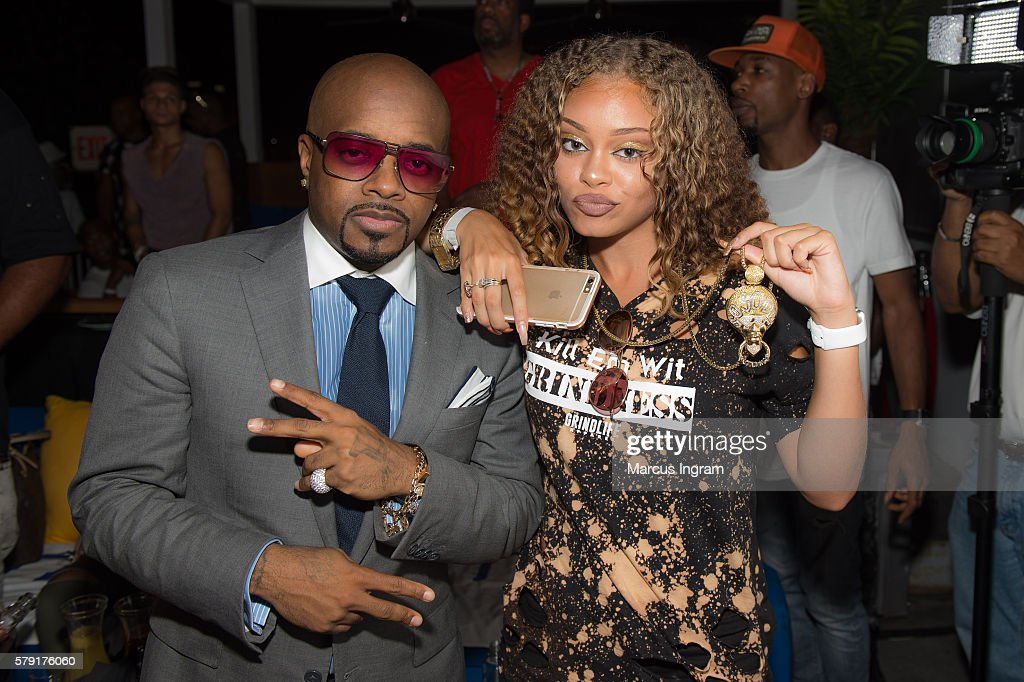 """Private Screening Of Lifetime's """"The Rap Game"""" In Atlanta Hosted By Executive Producer Jermaine Dupri : News Photo"""