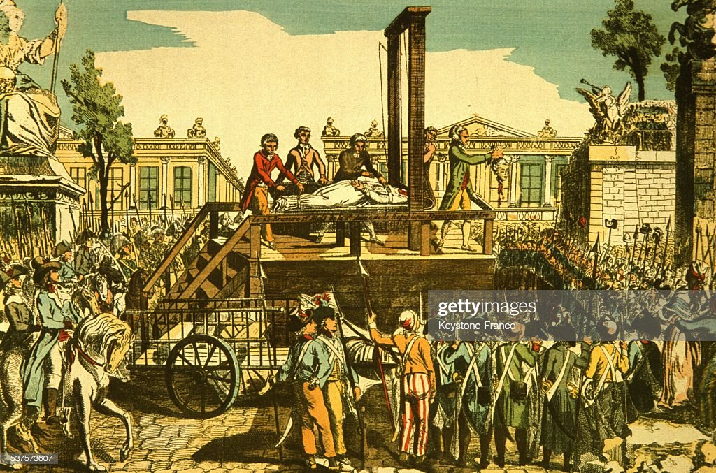 execution of marie antoinette wiki