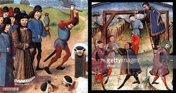 Executions in the 15th century.
