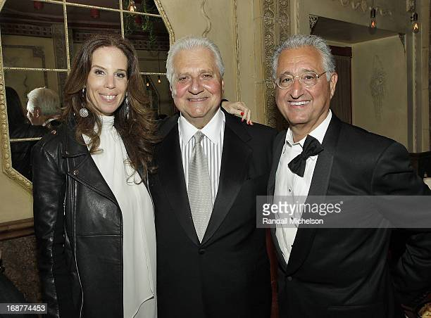 Executive Brooke Morrow Chairman and CEO of Sony/ATV Music Publishing Marty Bandier and BMI President and CEO Del Bryant attend the Sony/ATV Music...