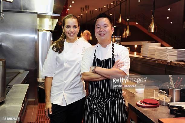 Chef Christina Wilson Stock Fotos Und Bilder Getty Images