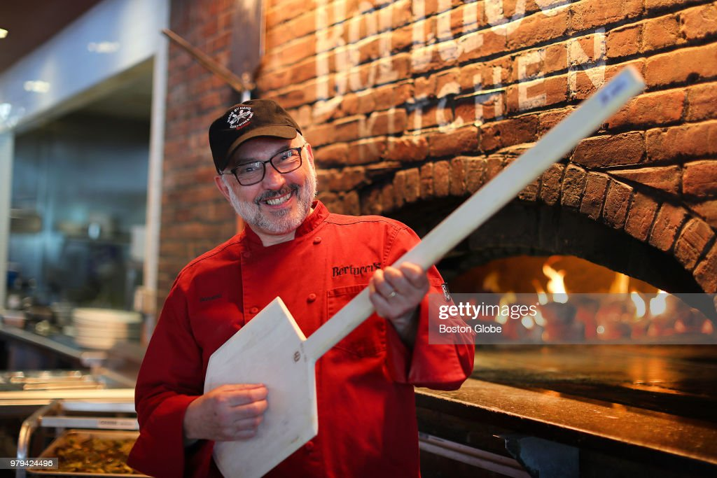 Cooking At Bertucci's : News Photo