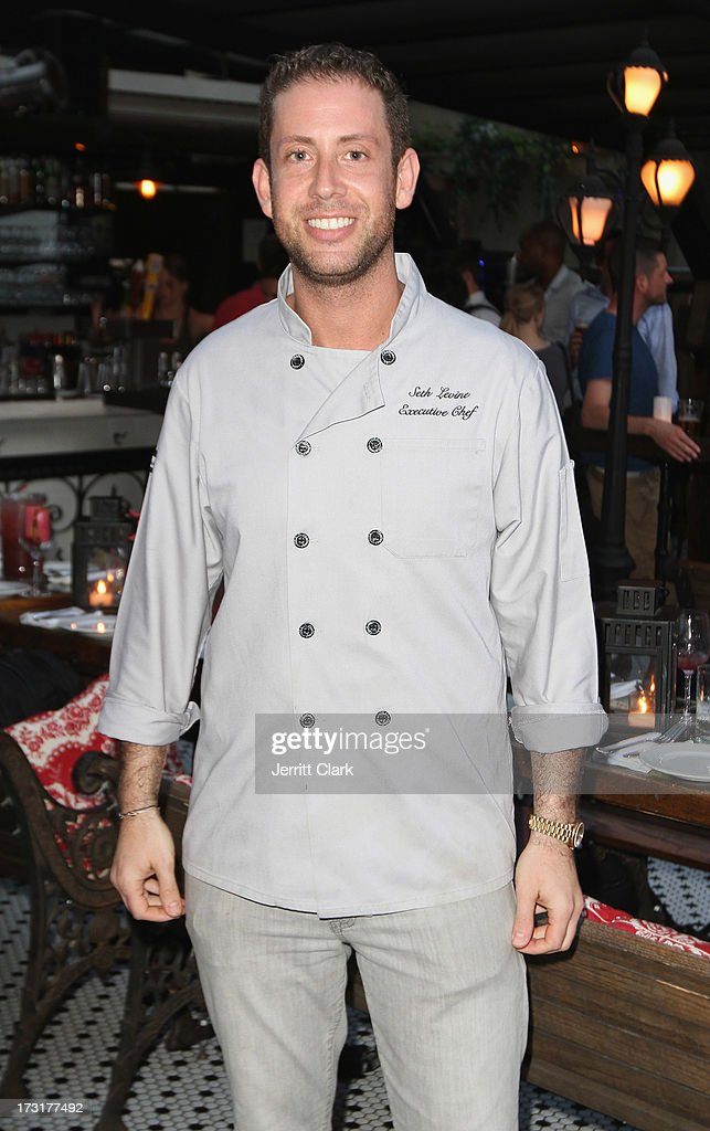 Executive Chef Seth Levine attends Sophia Bush's Birthday Party at Hotel Chantelle on July 8, 2013 in New York City.