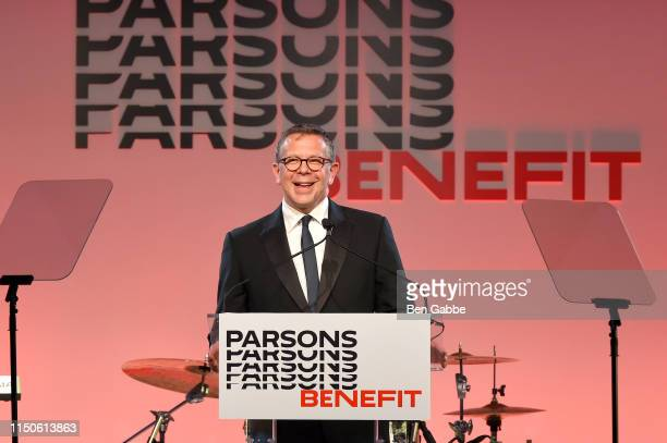 Executive Dean of Parsons School of Design Joel Towers attends the 71st Annual Parsons Benefit honoring Pharrell, Everlane, StitchFix & The RealReal...
