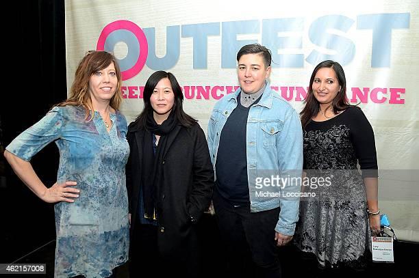 Executive Director at Outfest Kirsten Schaffer Sundance Film Festival Senior Programmer Kim Yutan Outfest Director of Programming Kristin 'KP' Pepe...
