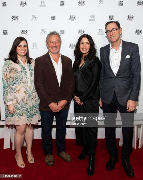 Executive Director BBC America Courtney Thomasma Executive Producer Jonny Keeling President of AMC Networks Entertainment Group AMC Studios Sarah...