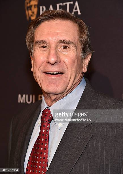 Executive Director Donald Haber attends the BAFTA Los Angeles Tea Party at The Four Seasons Hotel Los Angeles At Beverly Hills on January 10, 2015 in...