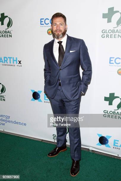 Executive Director EIN Brian Goldstein attends the 15th Annual Global Green PreOscar Gala on February 28 2018 in Los Angeles California
