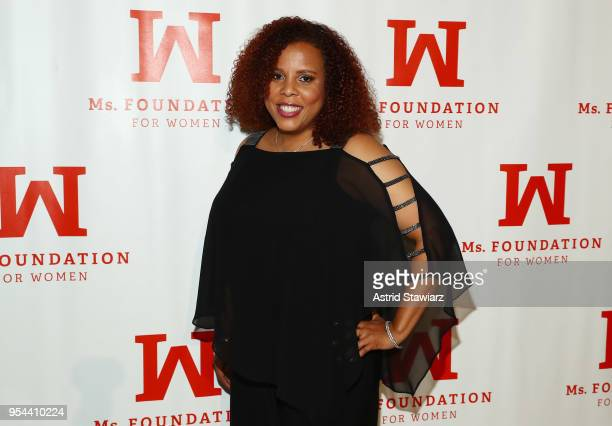 Executive Director Girls for Gender Equality and WOV Grantee Honoree Joanne Smith attends the Ms Foundation 30th Annual Gloria Awards at Capitale on...