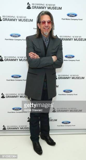Executive Director GRAMMY Museum® Scott Goldman poses for a photo at the GRAMMY Museum®'s ninth annual GRAMMY In The Schools® Live A Celebration Of...