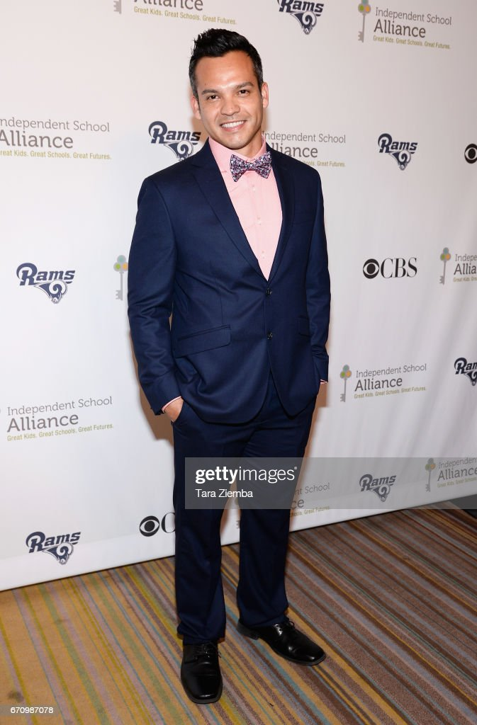 ISA executive director Herson Mojica attends the Independent School Alliance Impact Awards at the Beverly Wilshire Four Seasons Hotel on April 20, 2017 in Beverly Hills, California.