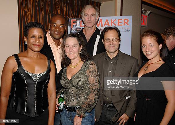 Executive Director Michelle Byrd, Actor Eric Lennox Abrams, Producer Maggie Renzi, Director John Sayles,Emerging Pictures CEO Ian Deutchman and Kelly...