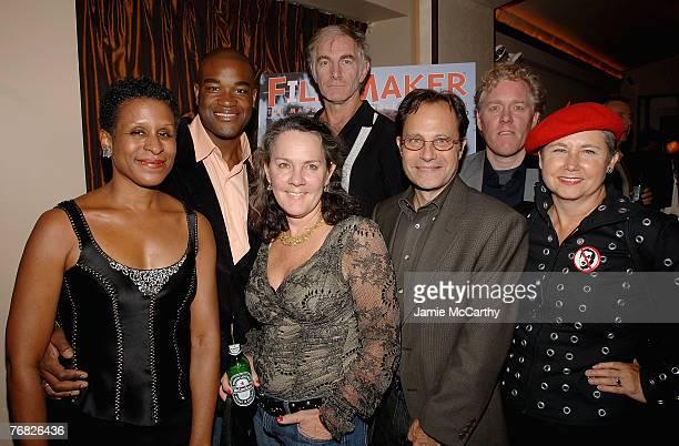 Executive Director Michelle Byrd, Actor Eric Lennox Abrams, Producer Maggie Renzi, Director John Sayles, Emerging Pictures CEO Ian Deutchman,Founding...