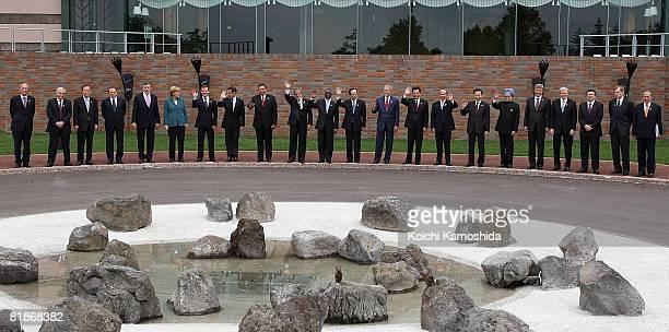 IEA Executive Director Nobuo Tanaka IMF Managing Director Dominique StraussKahn UN SecretaryGeneral Ban Kimoon Italian Prime Minister Silvio...