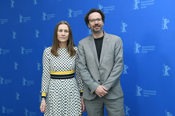 DEU: Carlo Chatrian And Mariette Rissenbeek  Photo Call - 70th Berlinale International Film Festival