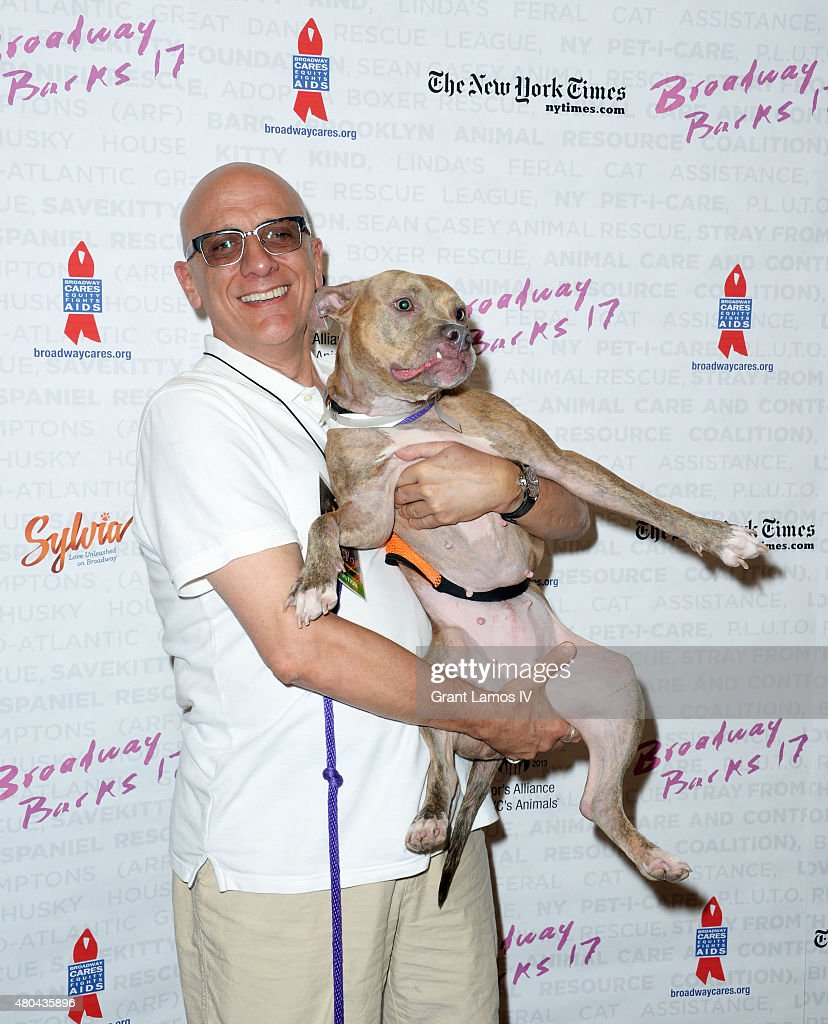 The 17th Annual Broadway Barks Animal Adoption Celebration