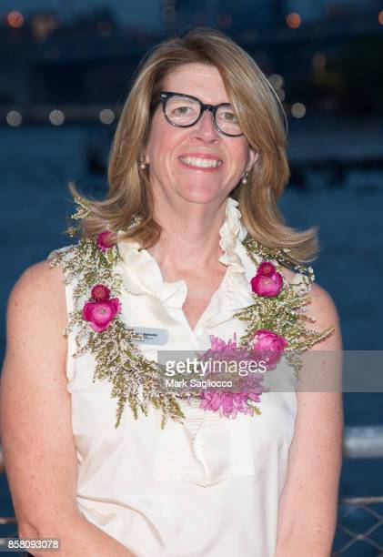 Executive Director of Brooklyn Bridge Park Conservancy Nancy Webster attend the 2017 Brooklyn Bridge Park Conservancy Brooklyn Black Tie Ball at Pier...