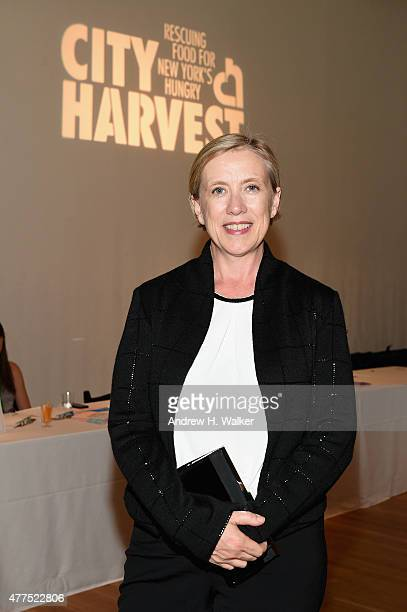 Executive Director of City Harvest Jilly Stephens attends City Harvest's Summer in the City on June 17 2015 in New York City