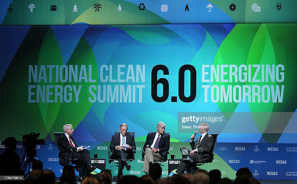 National Clean Energy Summit 6.0 In Las Vegas