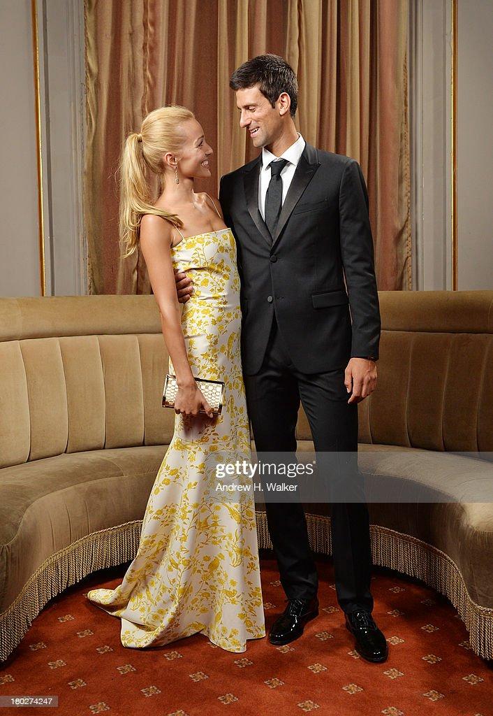The Novak Djokovic Foundation New York Dinner - Portraits : News Photo