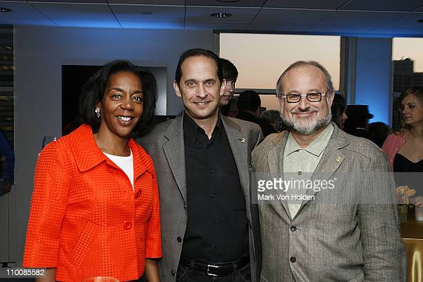 Executive Director of the Philadelphia Chapter Dawn Frisby Byers David Grossman of the Recording Academy and Vice Chairman of the Recording Academy...